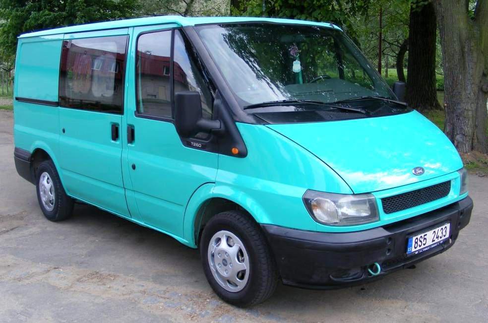 Ford Transit VI / V184 / V185 (7029900 ford transit 3)