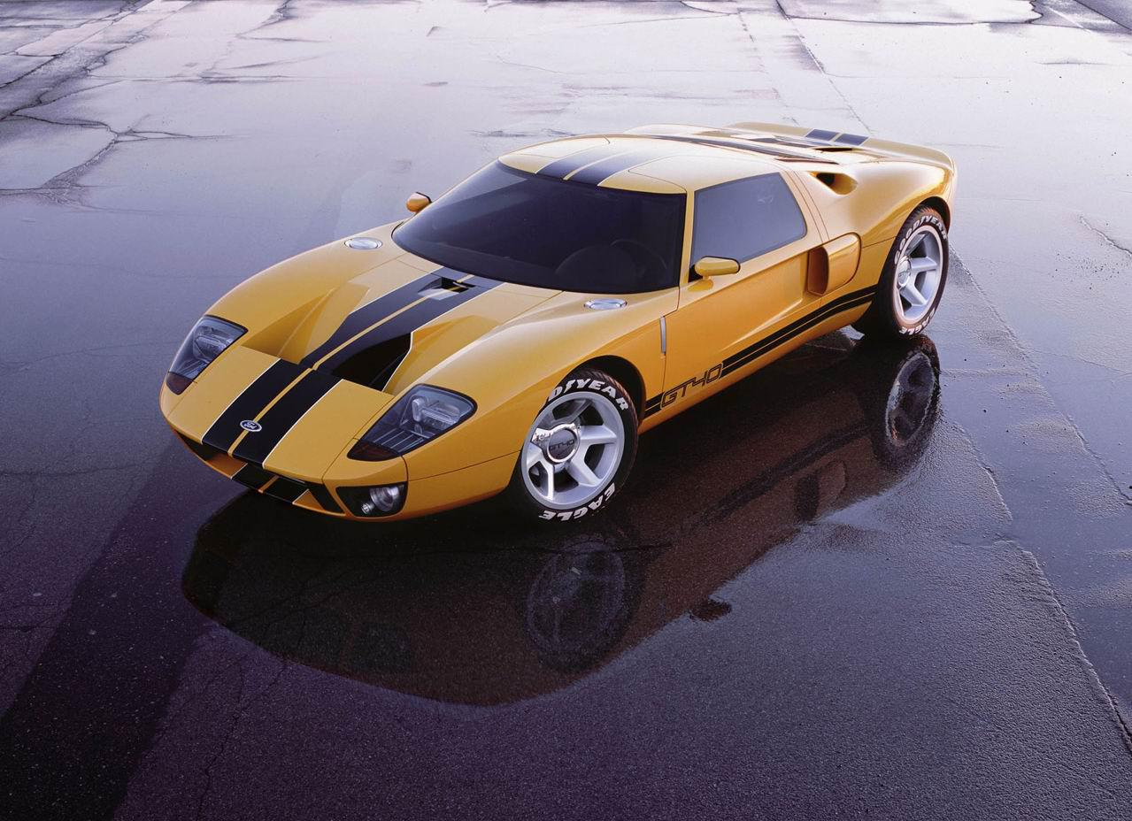 Image Gallery 2001 Ford Gt